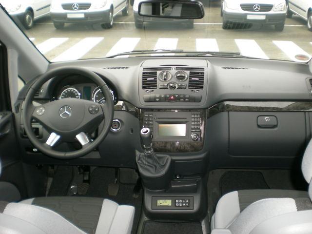 Mercedes Viano Marco Polo VS Volkswagen T5 California !!! Tfvzkw11