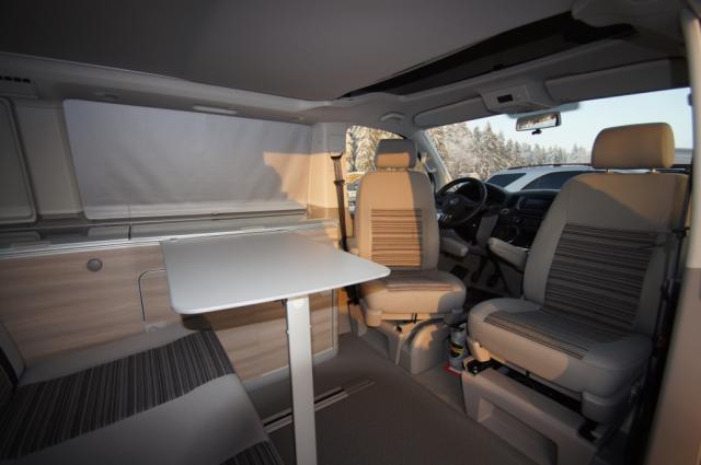 Mercedes Viano Marco Polo VS Volkswagen T5 California !!! Tphve210