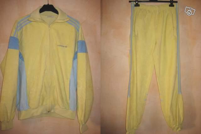 [Vêtement]   Survêtement ADIDAS Challenger, Lazer etc... - Page 18 00704010
