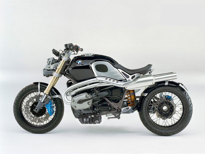 BMW Bobber/Low Rider au salon de Milan B1210