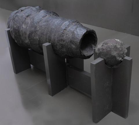bombarde musée de l'art et de l'industrie de Saint Etienne Bombar10
