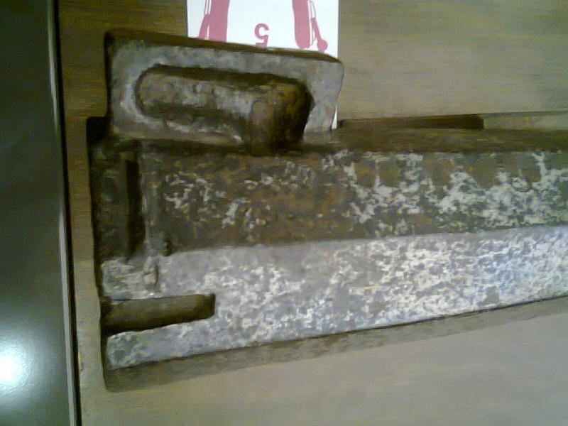 [artefact] hacquebute de rempart  Photo115