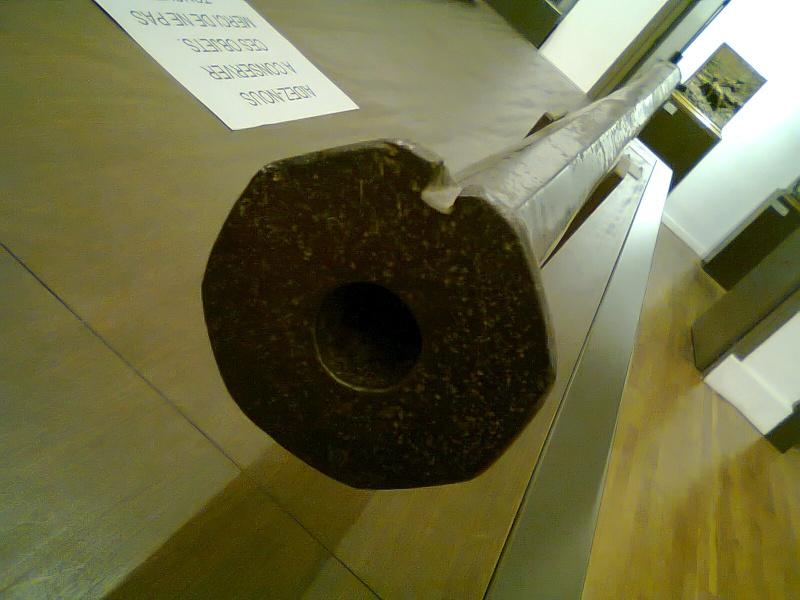 [artefact] hacquebute de rempart  Photo119