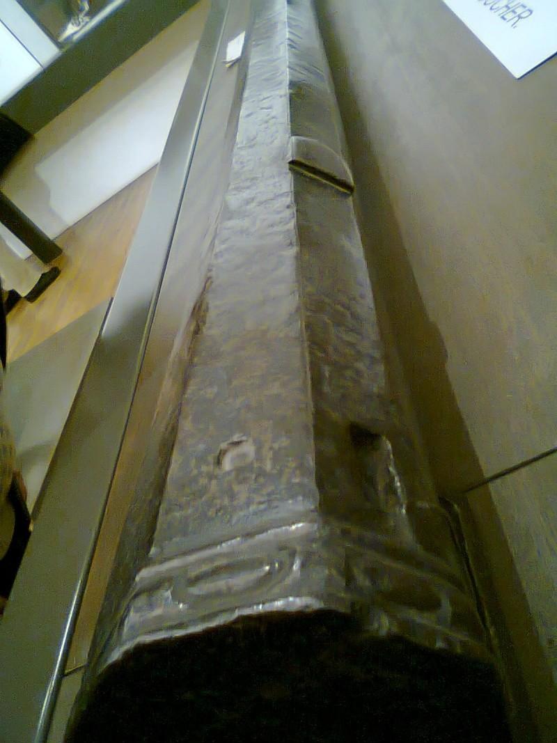 [artefact] hacquebute de rempart  Photo126