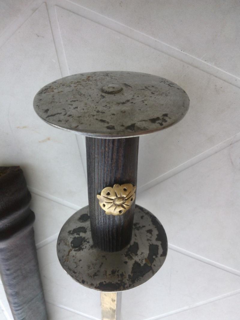 vend dague à rouelle avec fourreau Wp_00112