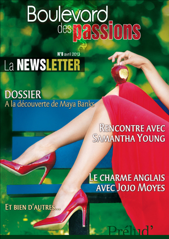 Newsletter n°8 - Avril 2013 Couver12