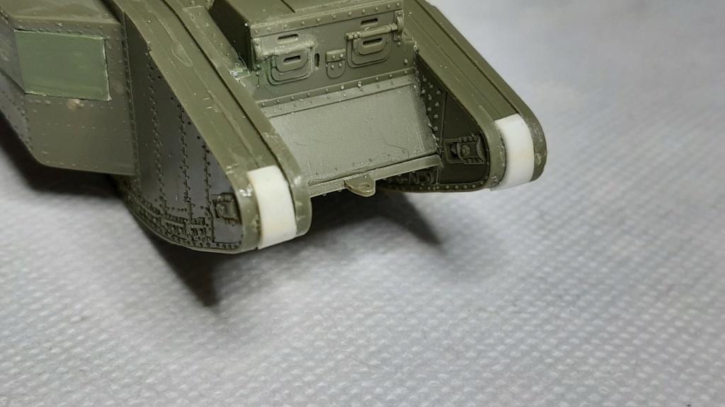 Fil rouge 2021 * Tank Mark II (T.S.F) Airfix 1/76° *** Terminé en pg 5 1019