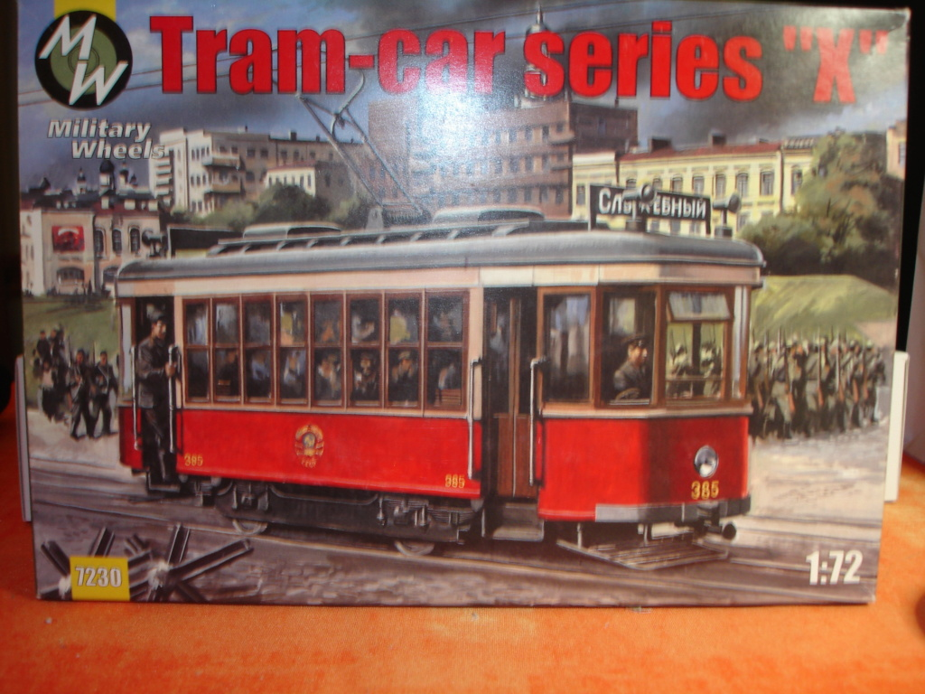 Tramway russe au 1/72° 116