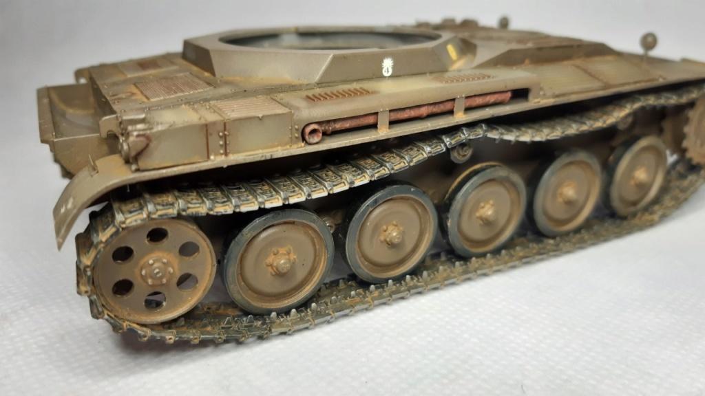 AMX 13 tourelle Chaffee (Takom 1/35°) terminé - Page 2 1316