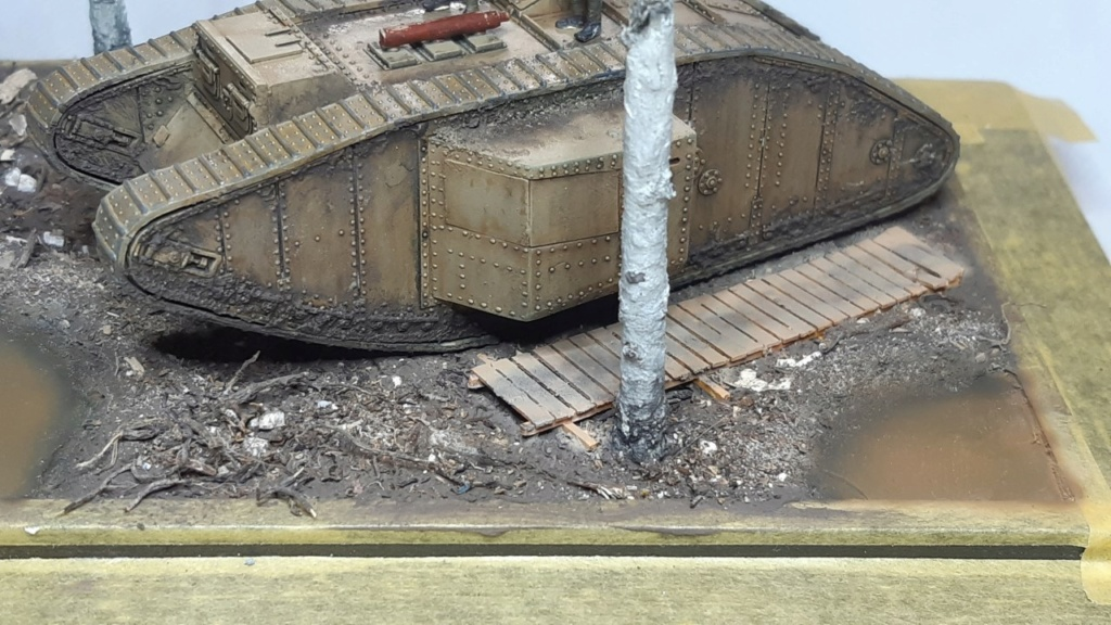 Fil rouge 2021 * Tank Mark II (T.S.F) Airfix 1/76° *** Terminé en pg 5 - Page 4 1713