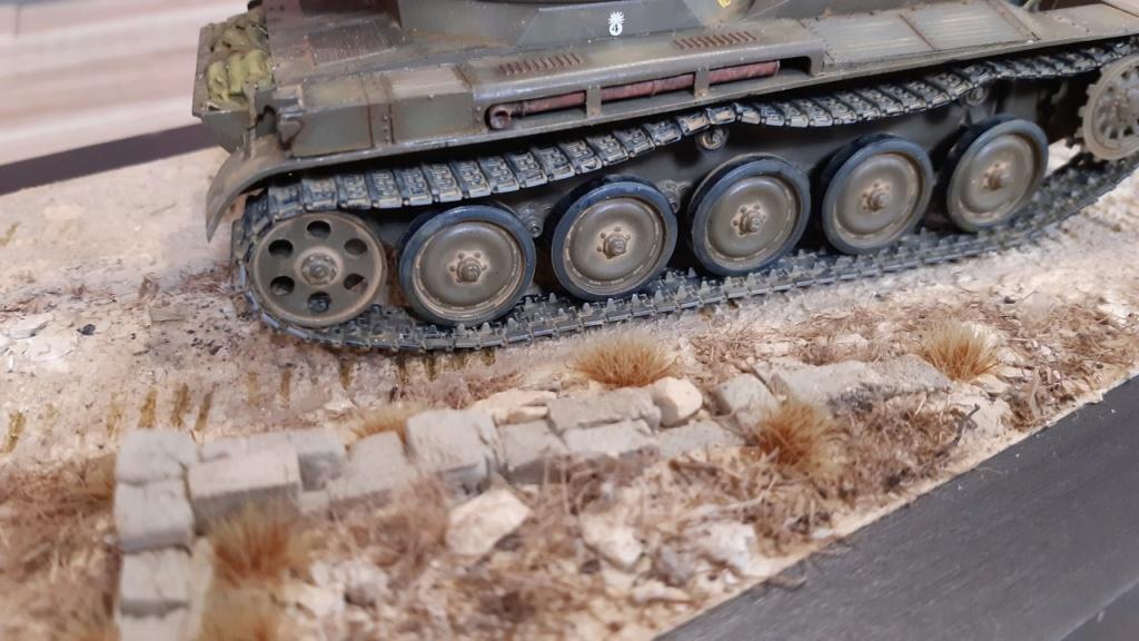 AMX 13 tourelle Chaffee (Takom 1/35°) terminé - Page 4 2410