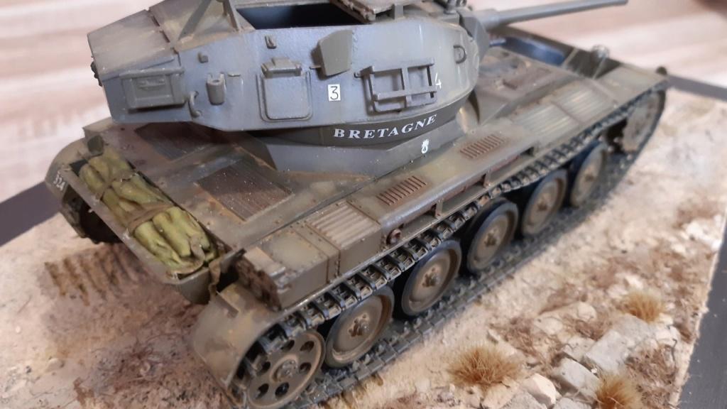AMX 13 tourelle Chaffee (Takom 1/35°) terminé - Page 4 2510