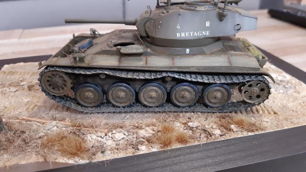 AMX 13 tourelle Chaffee (Takom 1/35°) terminé - Page 4 2611