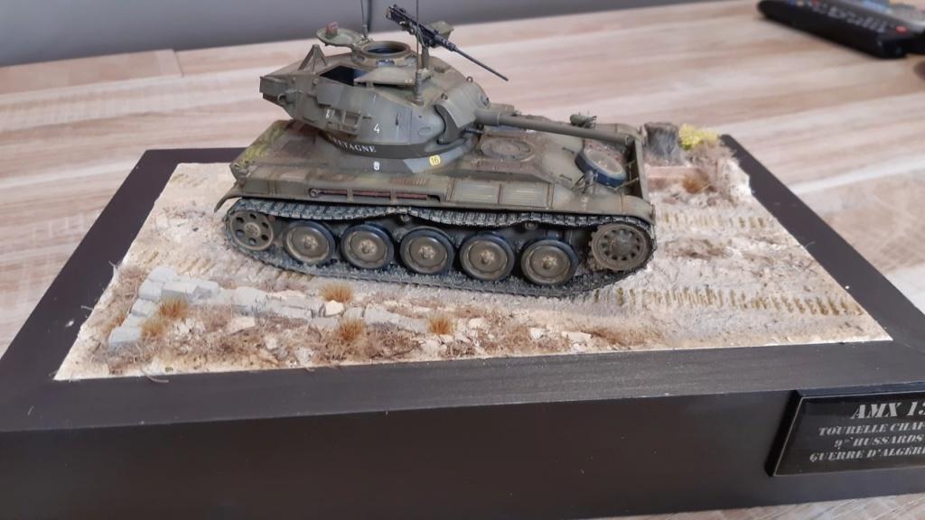 AMX 13 tourelle Chaffee (Takom 1/35°) terminé - Page 4 3010