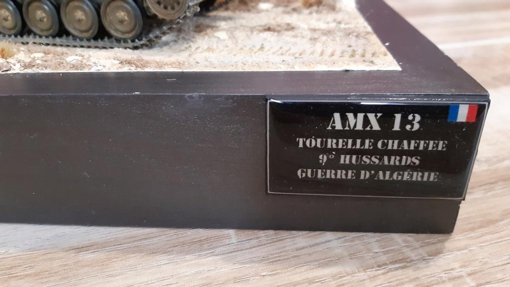 AMX 13 tourelle Chaffee (Takom 1/35°) terminé - Page 4 3113