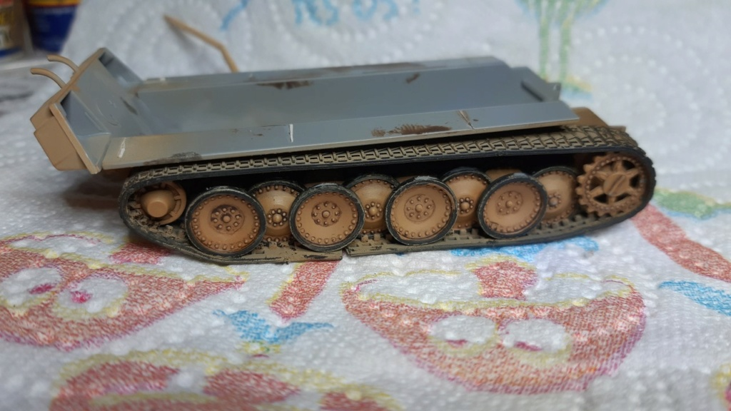 From the box - Jagdpanther ( Revell/ Matchbox ) 1/76° 327