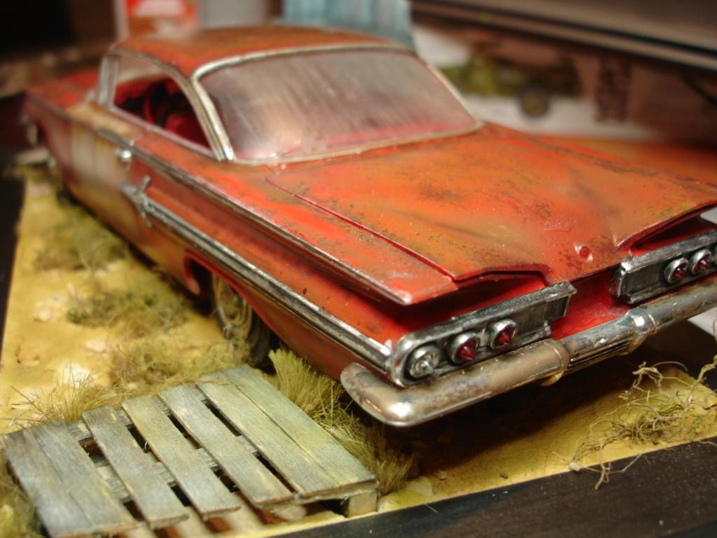 Chevrolet Impala 1960 finie - Page 2 411
