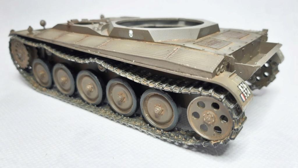 AMX 13 tourelle Chaffee (Takom 1/35°) terminé - Page 2 416