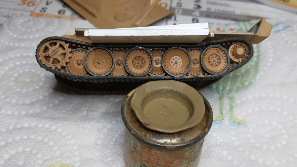 From the box - Jagdpanther ( Revell/ Matchbox ) 1/76° 428