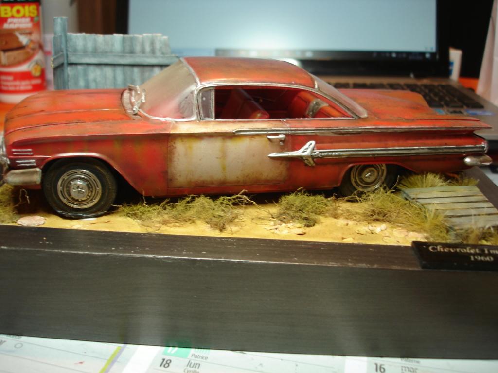 Chevrolet Impala 1960 finie - Page 2 511