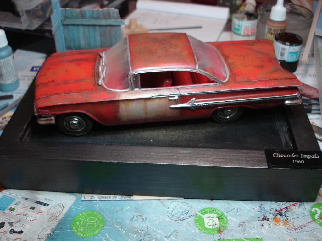 Chevrolet Impala 1960 finie 611
