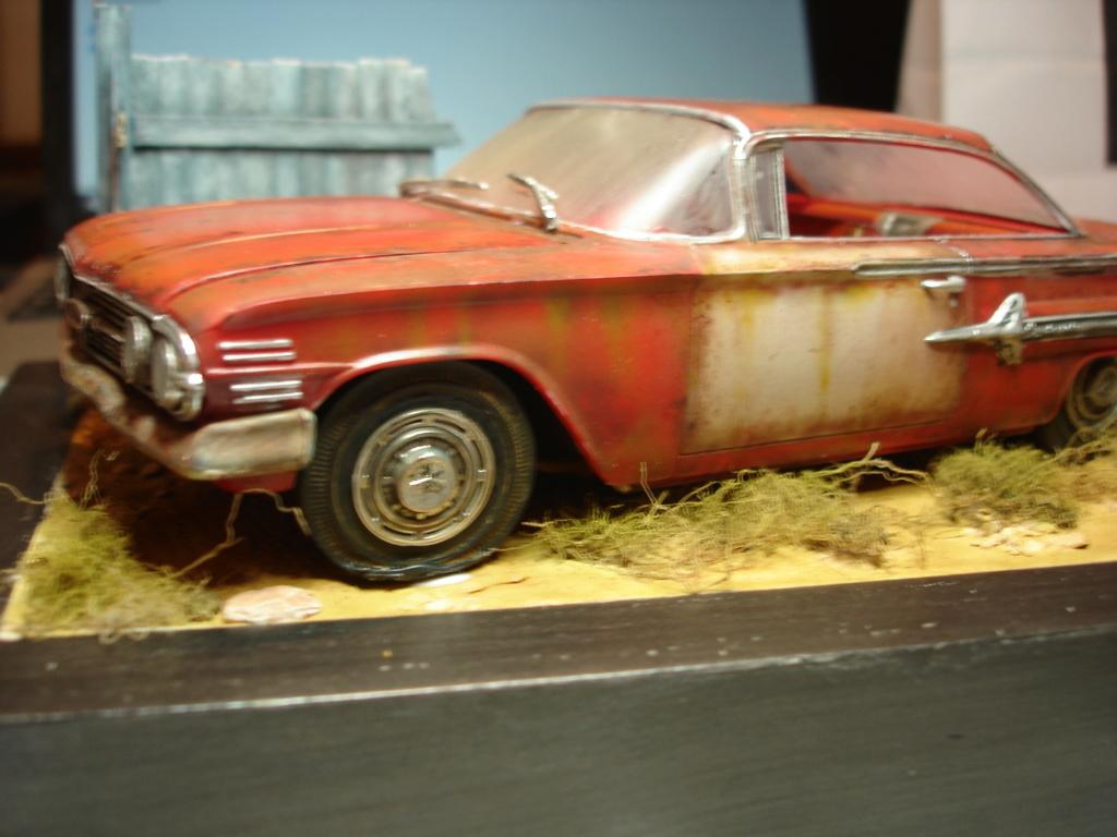 Chevrolet Impala 1960 finie - Page 2 613
