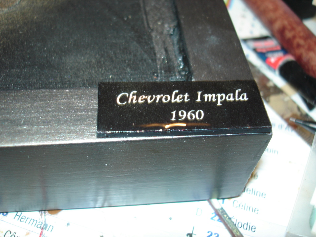 Chevrolet Impala 1960 finie 710