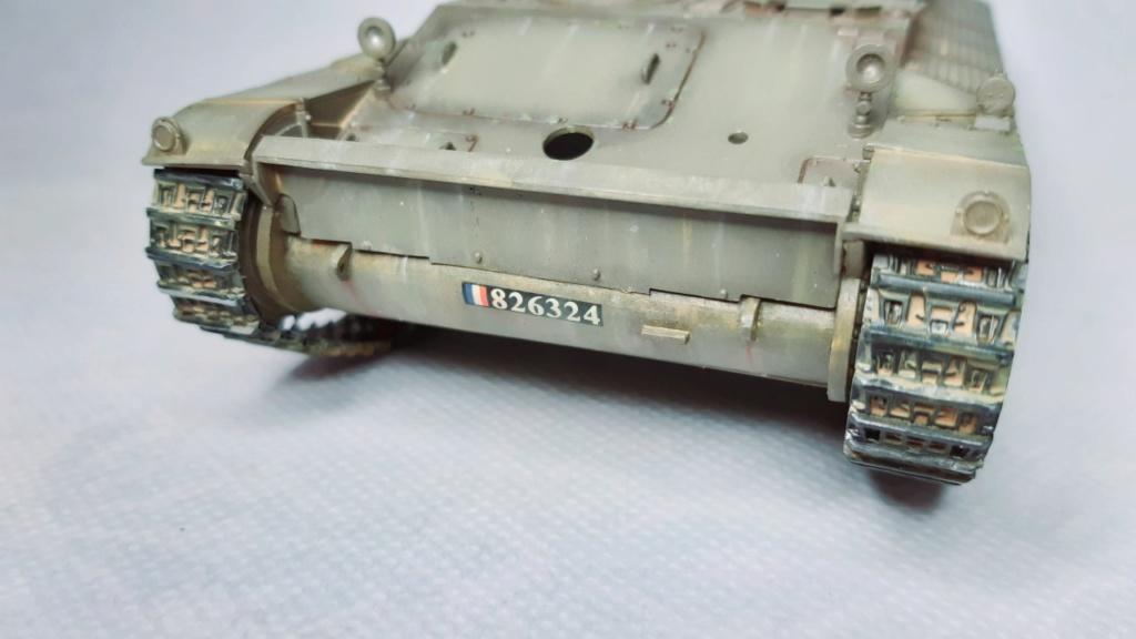 AMX 13 tourelle Chaffee (Takom 1/35°) terminé - Page 2 918