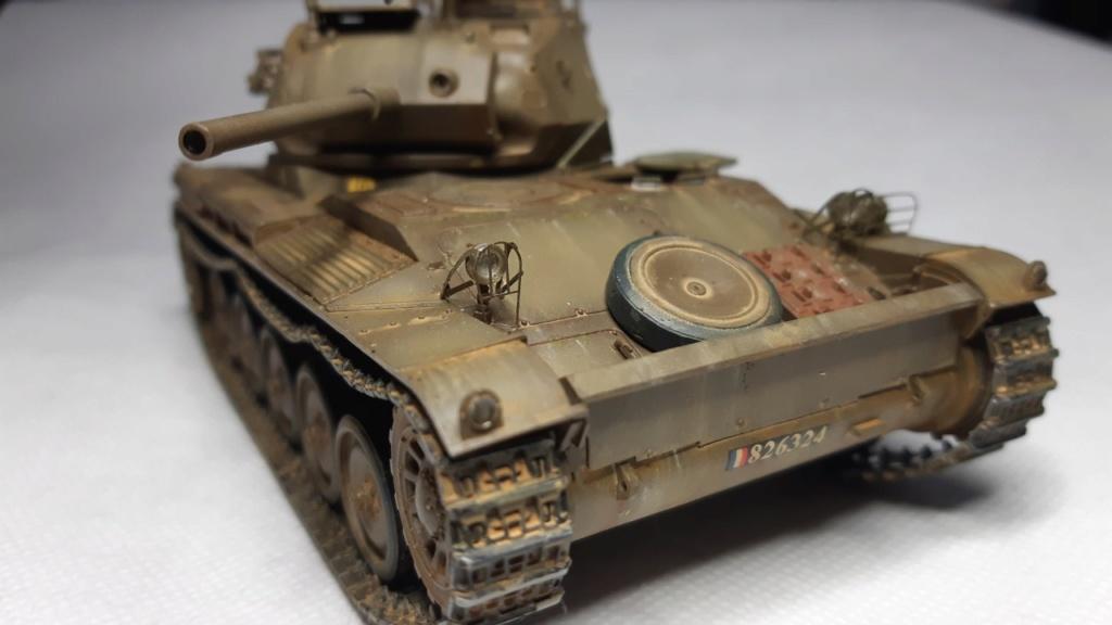 AMX 13 tourelle Chaffee (Takom 1/35°) terminé - Page 3 A113