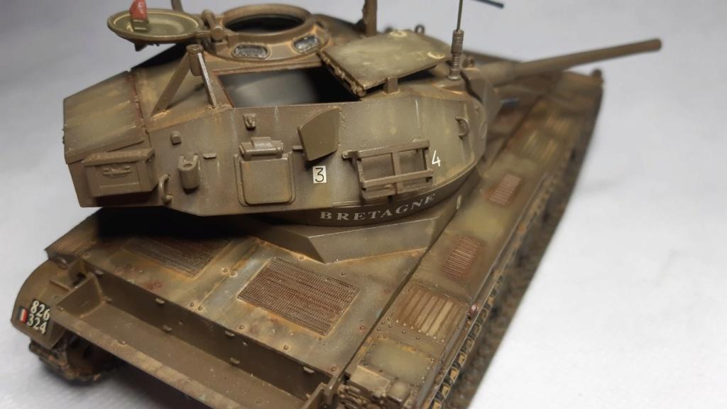 AMX 13 tourelle Chaffee (Takom 1/35°) terminé - Page 3 A414
