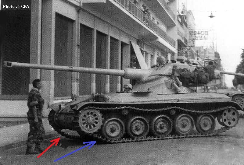 AMX 13 tourelle Chaffee (Takom 1/35°) terminé C12