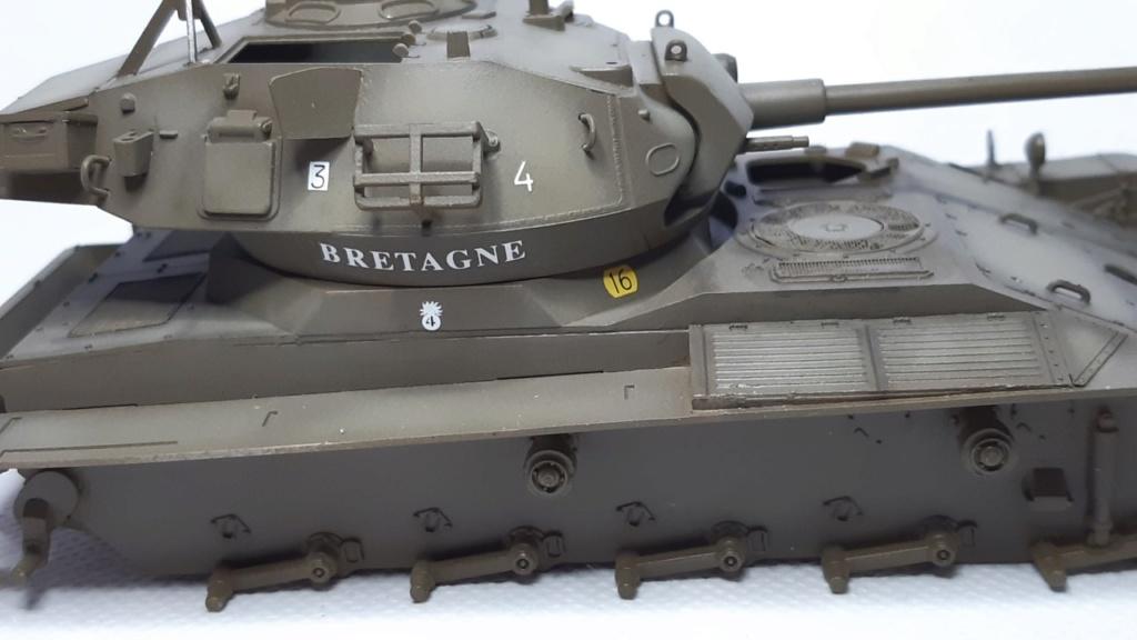AMX 13 tourelle Chaffee (Takom 1/35°) terminé C_210