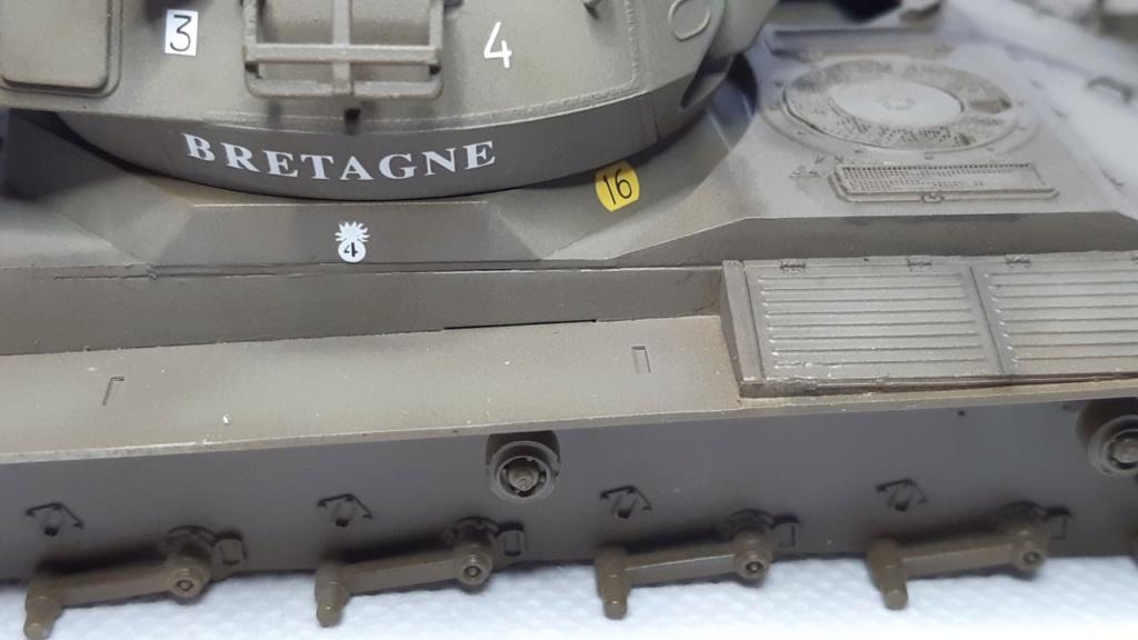AMX 13 tourelle Chaffee (Takom 1/35°) terminé C_311
