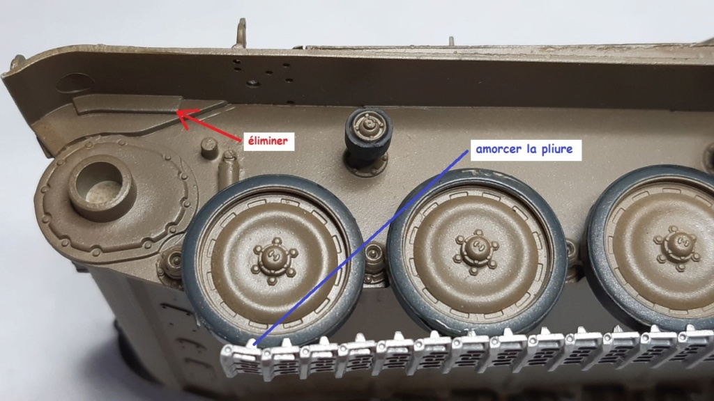 AMX 13 tourelle Chaffee (Takom 1/35°) terminé Ch_3_c10
