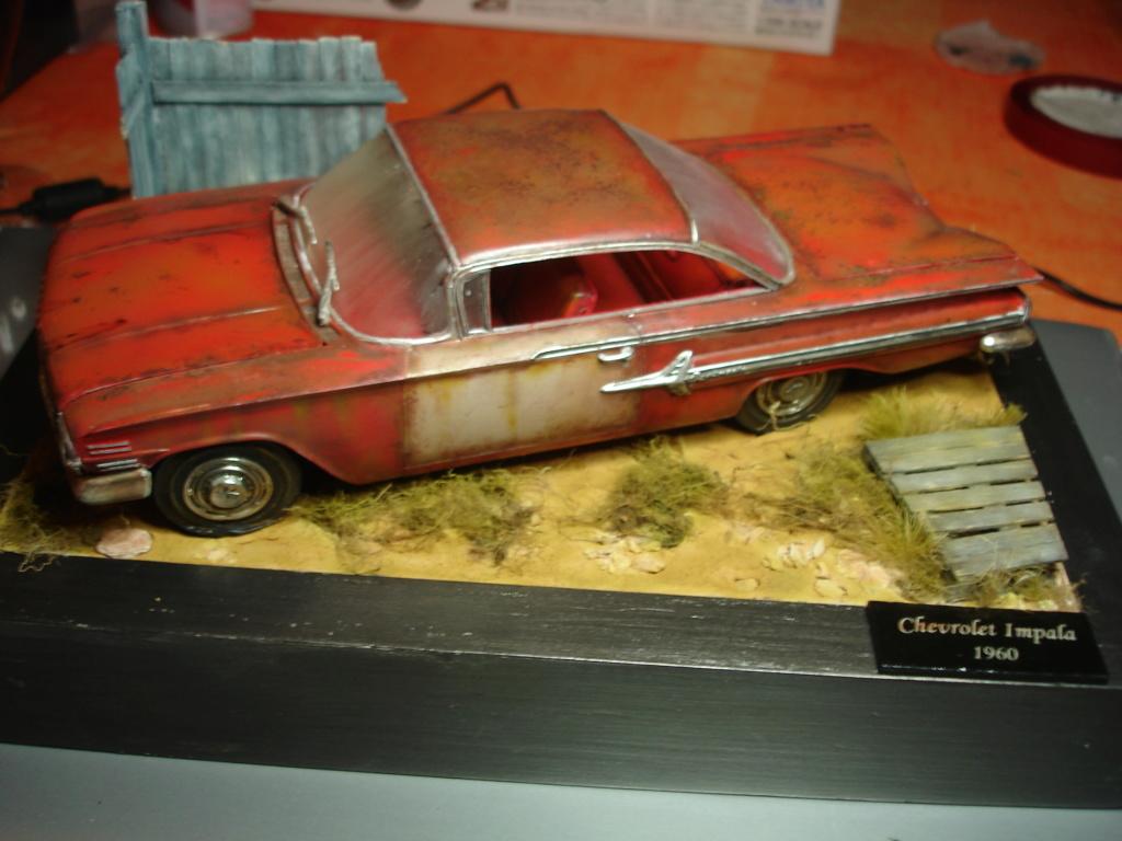 Chevrolet Impala 1960 finie - Page 2 Dsc09010