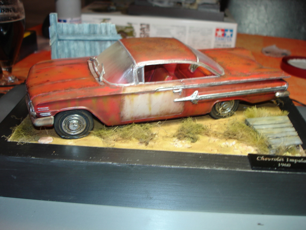 Chevrolet Impala 1960 finie - Page 2 Dsc09011