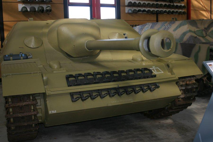 1er diorama avec blindés allemands au 1/72 Jadgpa10