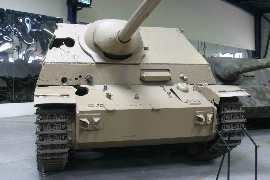 1er diorama avec blindés allemands au 1/72 Jagdpa10