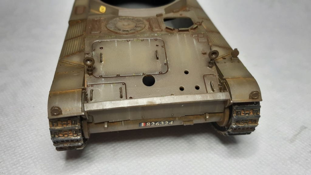 AMX 13 tourelle Chaffee (Takom 1/35°) terminé - Page 2 L_210