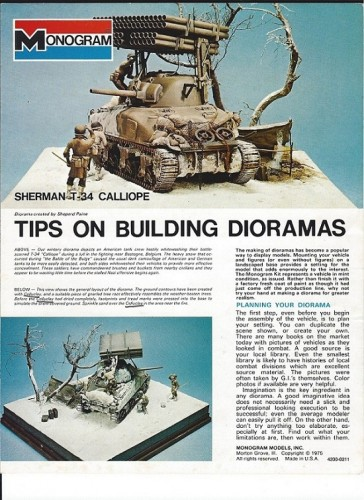 """Fil rouge 2021 * Sherman """"calliope"""" Revell 1/35 (terminé en page 11) - Page 8 Shep_p11"""