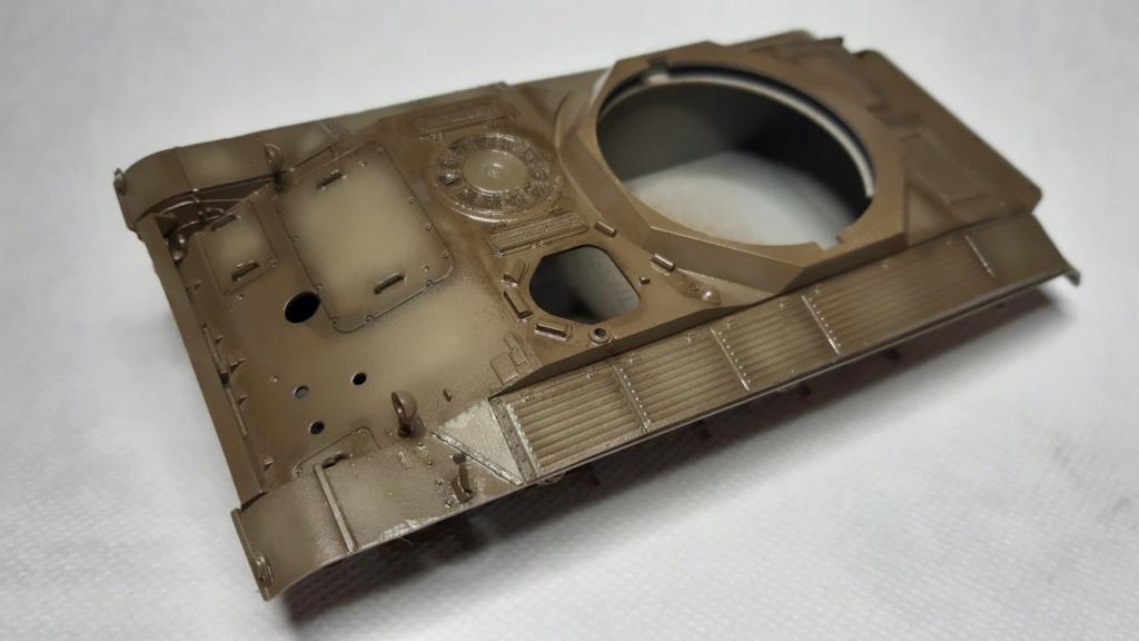 AMX 13 tourelle Chaffee (Takom 1/35°) terminé Thumbn13