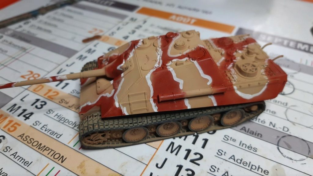 From the box - Jagdpanther  Revell / Matchbox 1/76° *** Terminé en pg 2 Thumbn63
