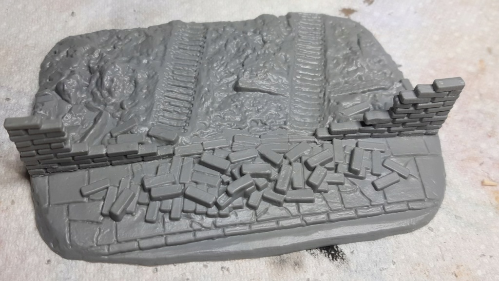 From the box - Jagdpanther  Revell / Matchbox 1/76° *** Terminé en pg 2 - Page 2 Thumbn69