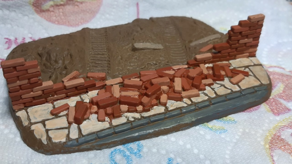 From the box - Jagdpanther  Revell / Matchbox 1/76° *** Terminé en pg 2 - Page 2 Thumbn70