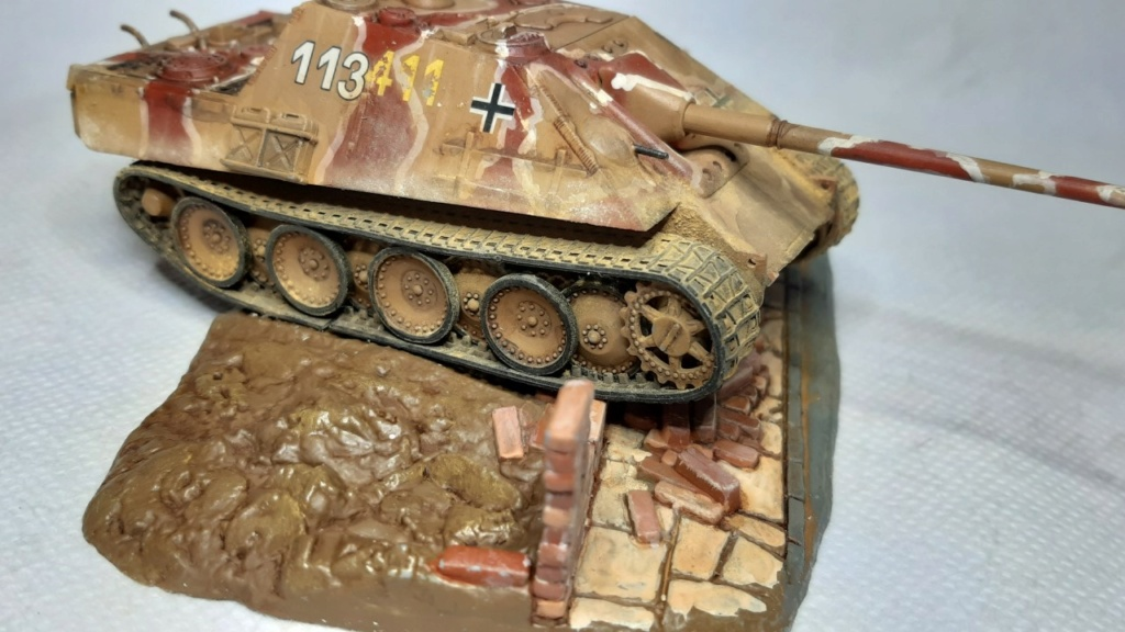From the box - Jagdpanther  Revell / Matchbox 1/76° *** Terminé en pg 2 - Page 2 Thumbn75