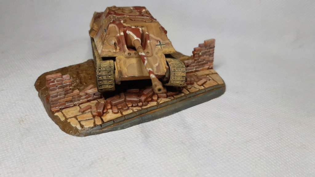 From the box - Jagdpanther  Revell / Matchbox 1/76° *** Terminé en pg 2 - Page 2 Thumbn77