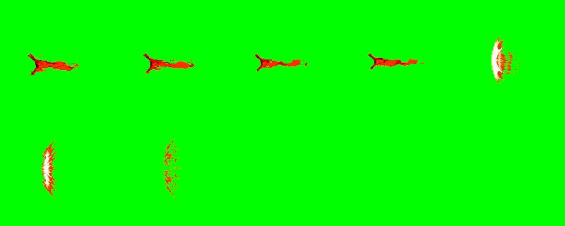 Animation divers Dragon10