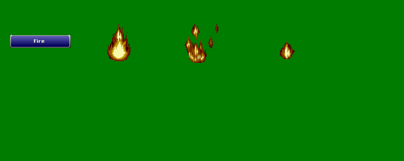Animation divers Fire10