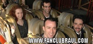 Raul y sus compañeros BELLA Y BESTIA Disney18