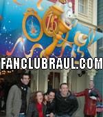 Raul y sus compañeros BELLA Y BESTIA Disney22